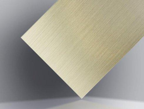 Wire drawing aluminium plate
